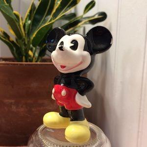 Vintage Porcelain Mickey Mouse Walt Disney